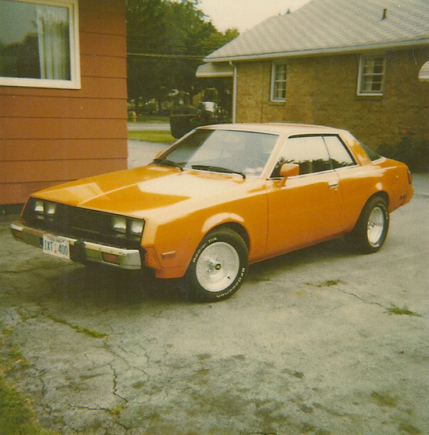 Sticky RX Refinishing Solutions 1978 Plymouth Sapporo Exterior Paint