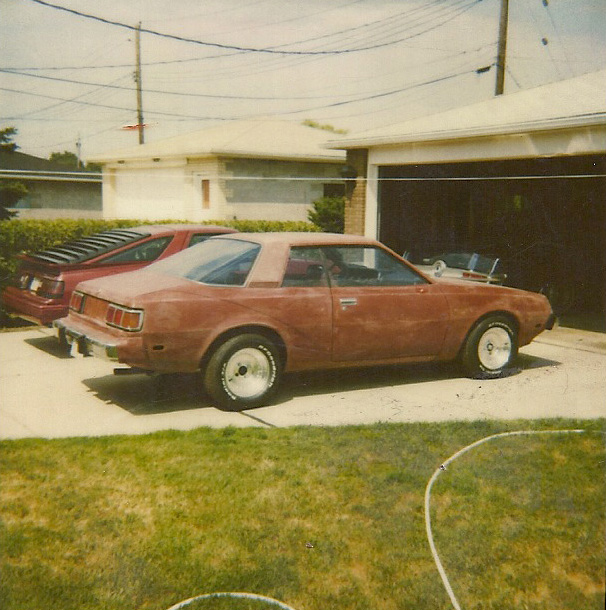 Sticky RX Refinishing Solutions 1978 Plymouth Sapporo Exterior Primer
